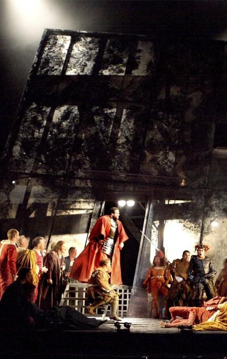 ROH Live opera: Rigoletto