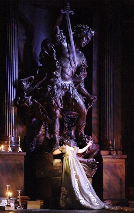 ROH Live opera: Tosca