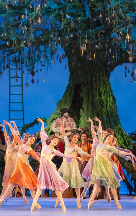 ROH Live ballet: The Winter's Tale