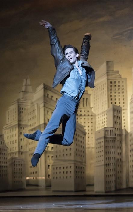ROH Live ballet: Bernstein Centenary