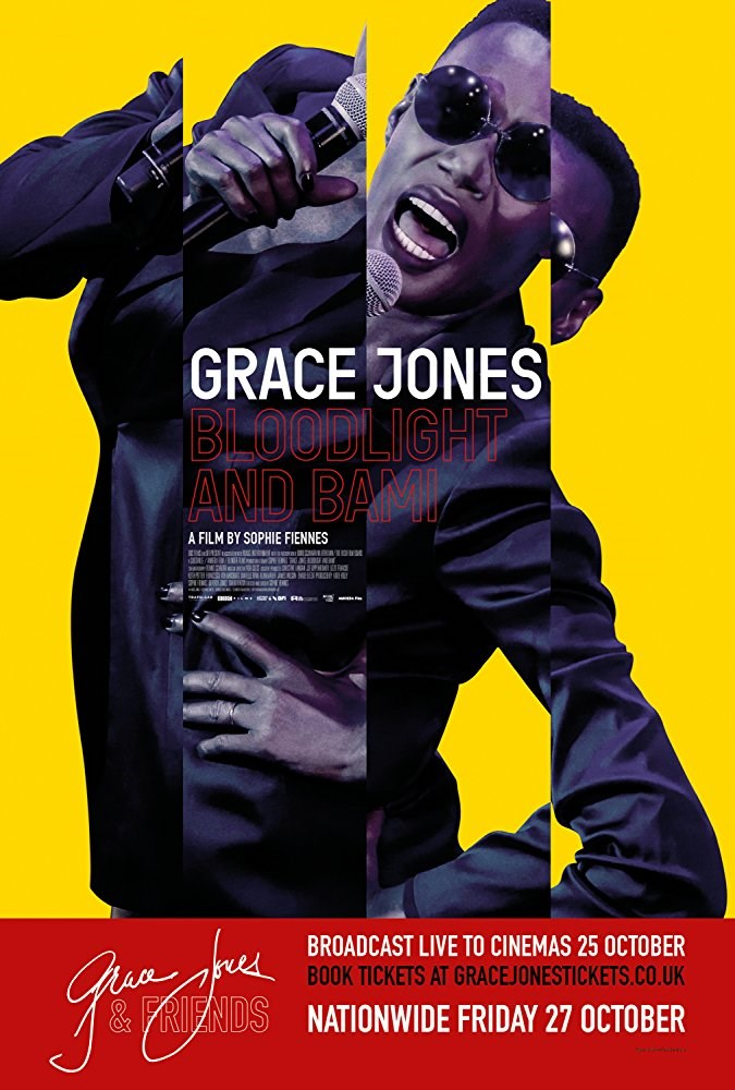 Live With Grace Jones Bloodlight And Bami