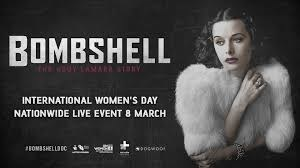 Bombshell: The Hedy Lamarr Story + Q&A with Susan