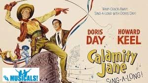 Calamity Jane Sing-A-Long