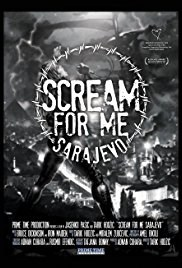 Scream for me Sarajevo