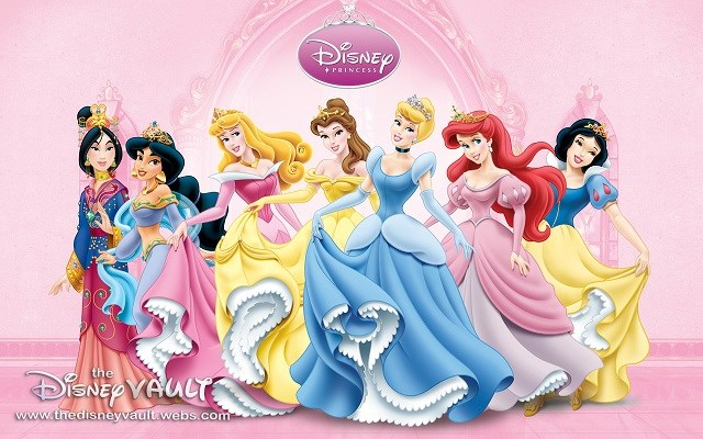 Disney Princess Sleepover-All Welcome