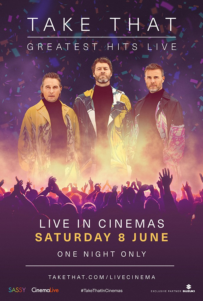 Take That - Greatest Hits Live