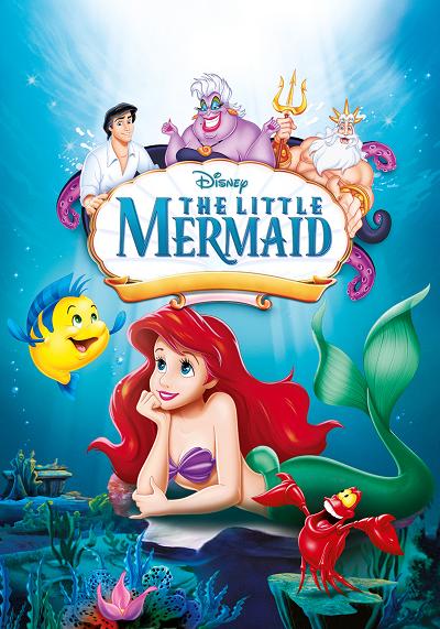 The Little Mermaid (1990) Sing Along