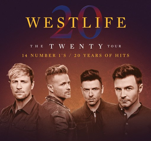 Westlife - The Twenty Tour Live from Croke Park