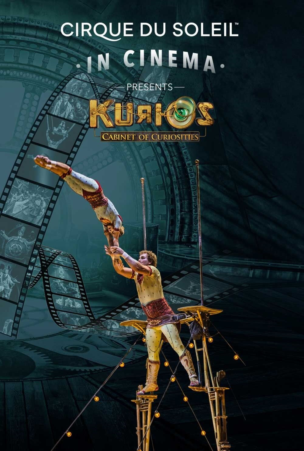 Cirque du Soleil in Cinema Presents: KURIOS – Cabi