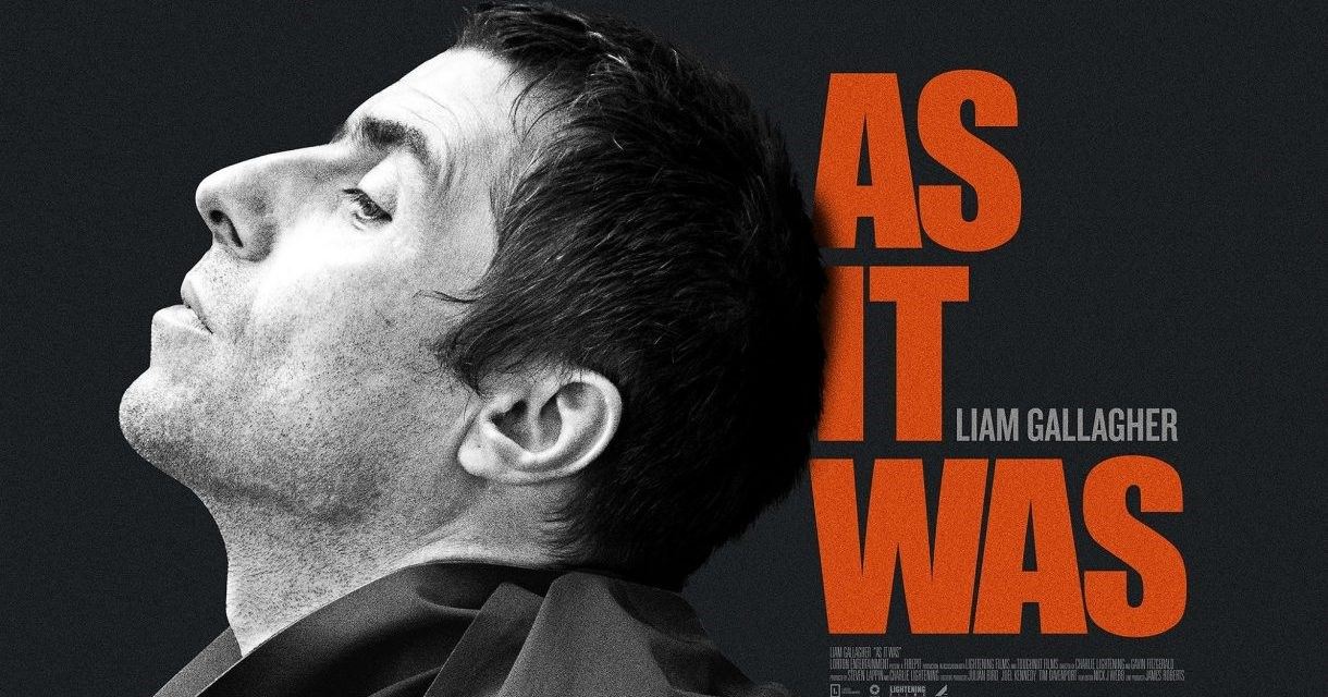 Liam Gallagher : As it Was + Live Performance