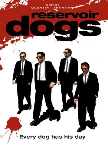 Reservoir Dogs - Tarantino Tuesday