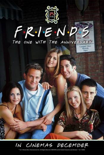 Friends 25th: The One with the Anniversary Part 2
